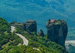 Half-Day Meteora Cultural Tour. Meteora, Greece