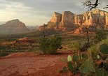 Sedona Red Rock Country and Native American Ruins from Phoenix. Phonix, AZ, UNITED STATES