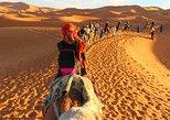 Recorrido de 3 días por el desierto del Sáhara, Merzouga, Erg Chebbi desde Marrakech,
