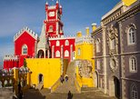 Lisbon to Sintra Small-Group Tour with Pena Park Entrance,