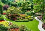 Excursão de Hidroavião de Vancouver a Victoria com Butchart Gardens. Vancouver, CANADÁ