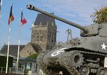 Normandy D-Day Tour with Omaha and Utah Beach from Bayeux. Monte Saint-Michel, FRANCE