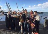 Game of Thrones, Westeros, and Giant's Causeway from Belfast. Belfast, Ireland