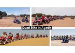 Quadriciclo em Agadir. Agadir, MARROCOS