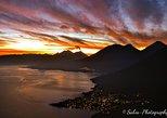 Sunrise Hike to the Indian Nose. San Pedro La Laguna, Guatemala