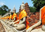 Ayutthaya Ancient Capital Tour from Bangkok with Grand Pearl River Cruise. Bangkok, Thailand