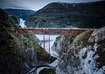 Arthur's Pass Tour with Train Ride from Christchurch. Christchurch, New Zealand