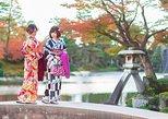 Kimono Rental in Kanazawa Kenrokuen. Kanazawa, JAPAN