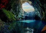 Drogarati Cave and Melissani Lake. Cefalonia, Greece