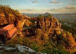 Tour al parque nacional de la Suiza sajona de Bohemia desde Praga,