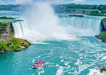 Toronto to Niagara Falls Full-Day Tour with Cruise Option. Toronto, CANADA