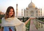 Taj Mahal Entrance Ticket Skip The Long Waiting Queue, Agra, India