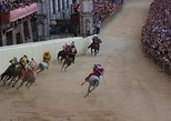 Palio de Siena: Balcony Access for World's Oldest Horse Race. Siena, ITALY
