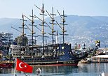 Pirate Ship with Alanya City visit with lunch and drinks, Side, TURQUIA