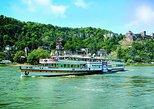 Crucero turístico con paradas libres por el río Rin desde Koblenz. Frankfurt, ALEMANIA