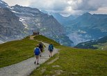 Jungfraujoch Top of Europe with Eiger Walk Day Tour from Interlaken. Interlaken, Switzerland