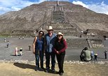 Mexico City to Teotihuacan and Guadalupe Shrine Private Tour,