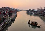 Half-Day Private Zhujiajiao Water Town Tour with Boat Ride from Shanghai, Shanghai, CHINA