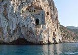 Excursión a Porto Flavia y cuevas Is Zuddas desde Domus De Maria. Cagliari, ITALIA