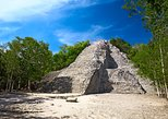 Excursão guiada por Coba, Tulum e Cenote saindo de Playa del Carmen. Tulum, MÉXICO