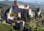 Visita al castillo de Soave y cata de vinos de Verona. Verona, ITALIA