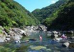 Stream Climbing Experience in Yakushima. Kagoshima, JAPAN