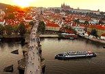 Prague Evening Cruise with Buffet-Style Dinner and Live Music, Praga, CZECH REPUBLIC