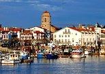 Recorrido privado por la costa de Biarritz y el País Vasco Francés desde San Sebastián. San Sebastian, ESPAÑA