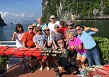 Small Group Halong Islands, Cave, Kayak. Seafood Lunch. NATIONAL EXPRESSWAY, Halong Bay, VIETNAM