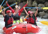 Recorrido en rafting por el río Balsa desde La Fortuna. La Fortuna, COSTA RICA