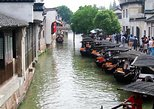 Half Day Private Tour to Zhujiajiao Water Town with Boat Ride from Shanghai. Shanghai, CHINA
