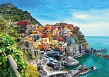 Full-Day Cinque Terre Tour from Pisa. Pisa, ITALY