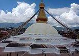 Recorrido por la ciudad de Katmandú de día completo. Katmandu, NEPAL