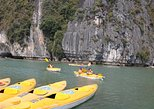 Full-Day Halong Bay Islands, Cave, Kayak. Lunch. NATIONAL HIGHWAY Transfer. Halong Bay, Vietnam