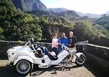 Madeira - 4 Hour tour as passenger, our driver (1 to 2 people - price per Trike). Funchal, PORTUGAL