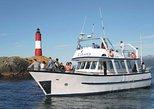 Excursión en barco por el Canal de Beagle Canal Beagle con caminata en la isla Bridges. Ushuaia, ARGENTINA