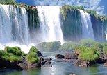 Excursión privada a las cataratas del Iguazú brasileñas. Puerto Iguazu, ARGENTINA