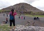 Excursão de dia inteiro em Teotihuacán saindo da Cidade do México. Ciudad de Mexico, MÉXICO