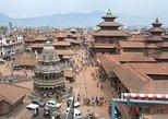 Recorrido privado de un día: Patan y Bhaktapur desde Katmandú. Katmandu, NEPAL