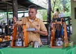 Experiencia con café artesanal costarricense. La Fortuna, COSTA RICA