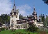 Excursión privada de día completo desde Brasov al Castillo de Bran y fortaleza Rasnov y el castillo de Peles en Sinaia. Brasov, RUMANIA