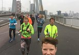 Running tour with the highlights of Rotterdam, Rotterdam, HOLLAND