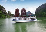 Genesis: Halong Bay Small Group Day Tour w/ Luxury Shuttle & Highways. Halong Bay, Vietnam