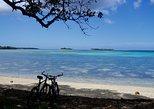 Recorrido guiado en bicicleta de montaña por la montaña de Vanuatu desde Port Vila. Port Vila, VANUATU
