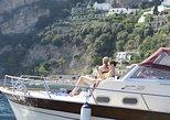 Excursión en barco por la costa de Sorrento y Capri desde Positano. Positano, ITALIA