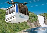 Parc de la Chute-Montmorency Waterfalls Admission and Cable Car. Quebec, CANADA