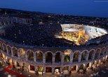 Transfer from Lake Garda to Verona Arena and Opera Ticket. Lago de Garda, ITALY
