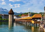 Luzern city - small group tour with local guide - starts in Basel. Basilea, Switzerland