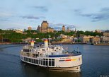 Quebec City Guided Sightseeing Cruise. Quebec, CANADA