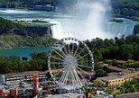 Ingresso para Niagara SkyWheel. Cataratas del Niagara, CANADÁ